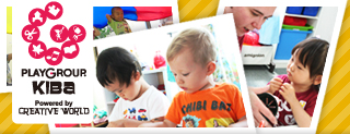 PLAYGROUP KIBA powered by CREATIVE WORLD